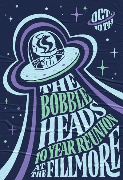 Atlassian Bobbleheads Poster