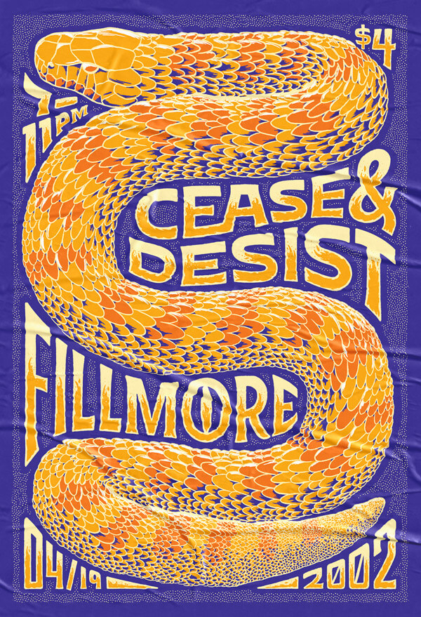 Atlassian Cease and Desist Poster