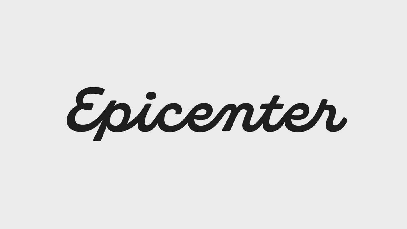 Epicenter Logotype
