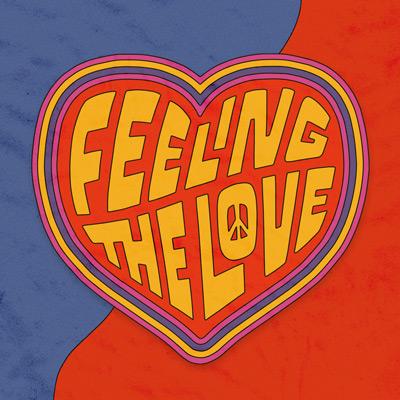 Feeling the Love Sticker