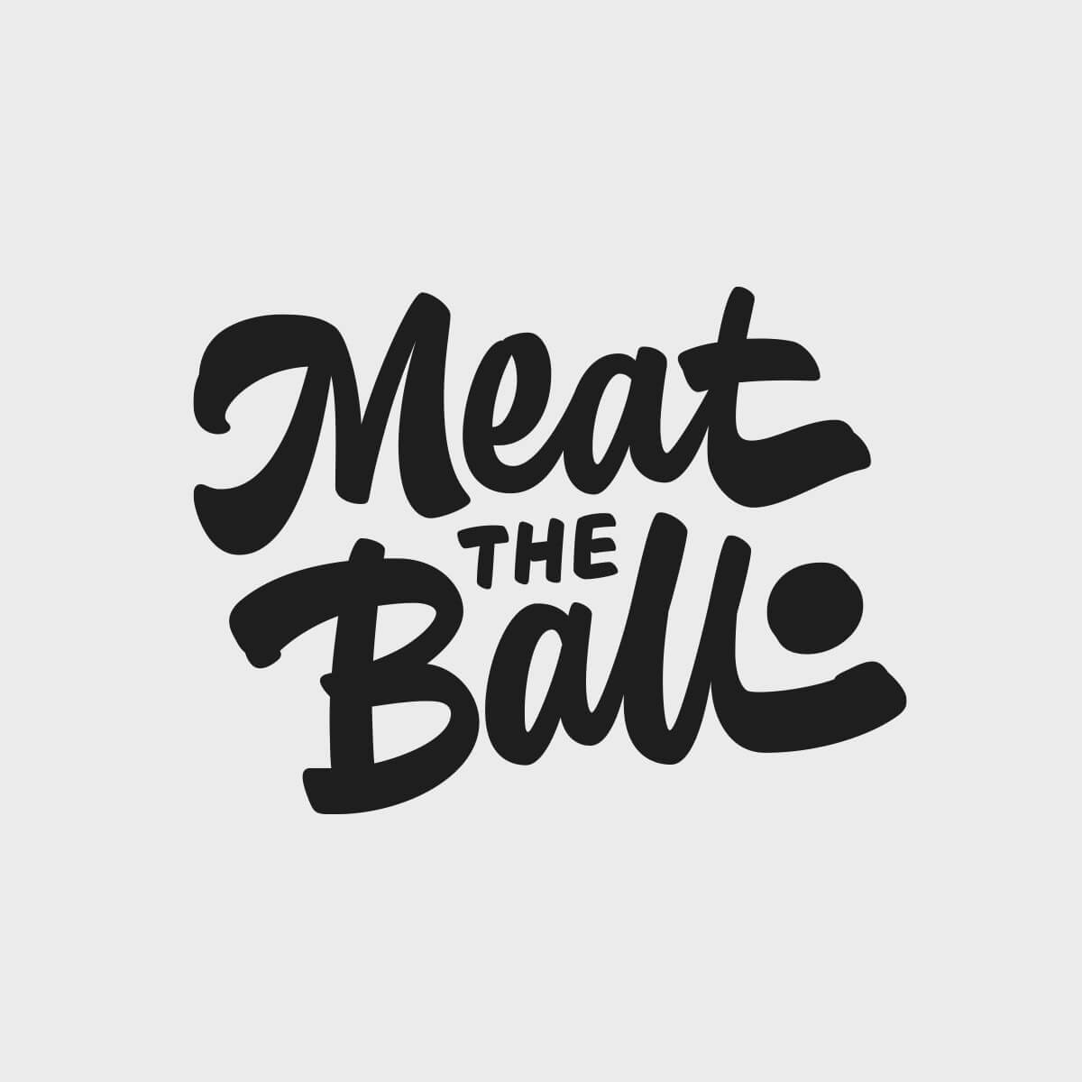 Meat the Ball Logotype
