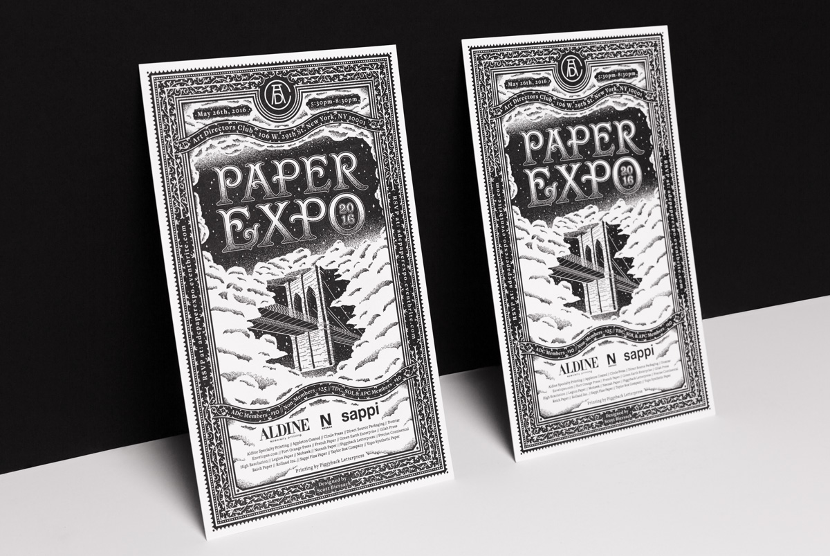 Paper Expo Duo
