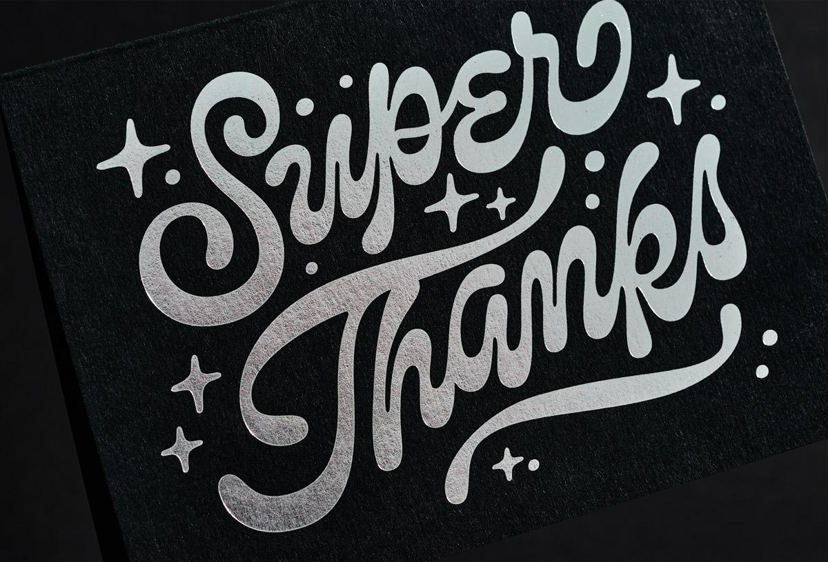 Super Thanks Card Detail