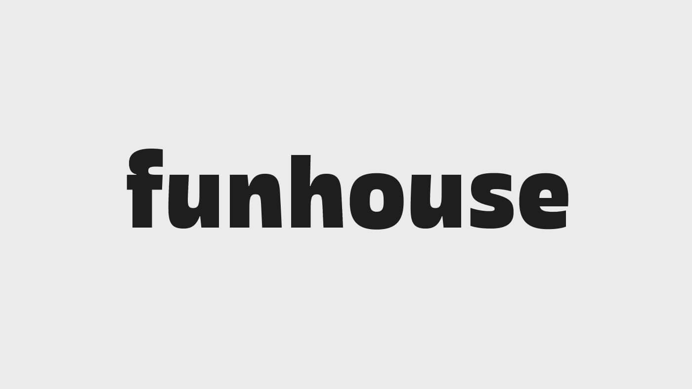 Funhouse Logotype