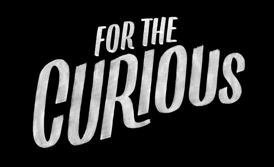 For The Curious